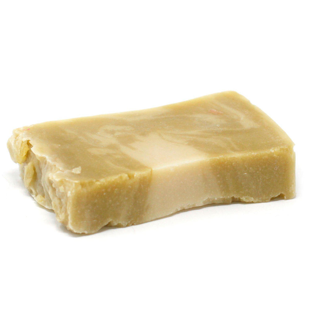 Argan - Olive Oil Soap - SLICE approx 100g-equinoxoutlet