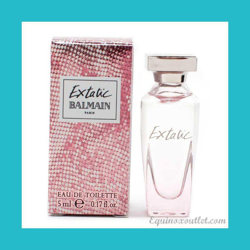 Balmain Extatic Eau de Toilette 5ml Mini | Equinox Outlet