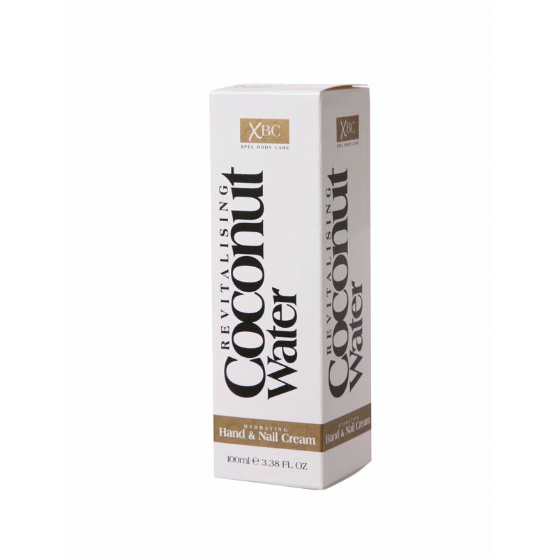 XBC Coconut Revitalising Hand & Nail Cream | Equinox Outlet