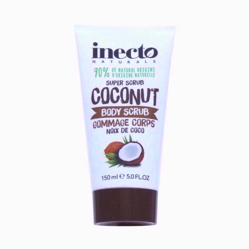 Inecto Coconut Body Scrub | Equinox Outlet