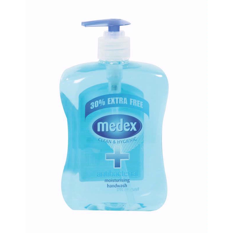 Medex Anti Bacterial Hand Wash 650ML | Equinox Outlet