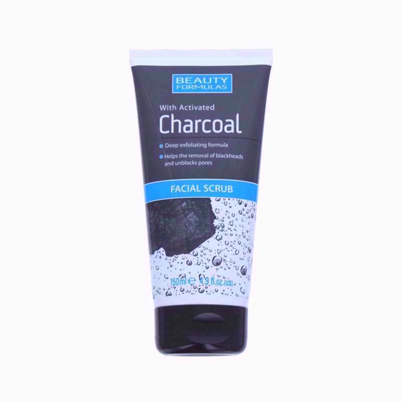 Beauty Formula Charcoal Face Scrub | Equinox Outlet