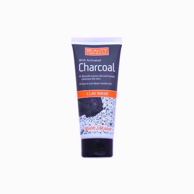 Beauty Formula Charcoal Clay Mask | Equinox Outlet