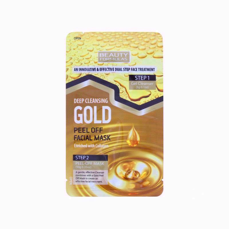 Beauty Formula Gold Face Mask | Equinox Outlet