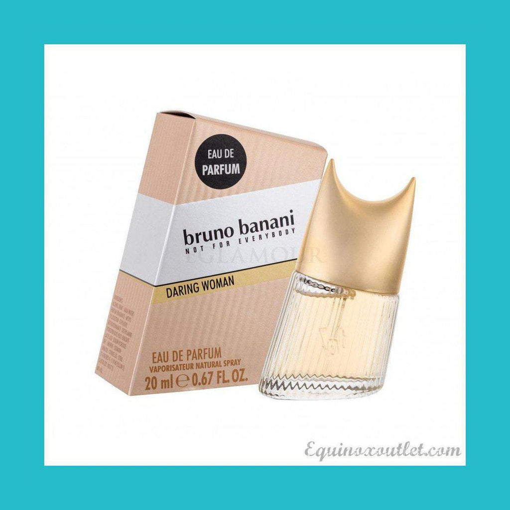 Bruno Banani Daring Woman Eau de Parfum 20ml Spray | Equinox Outlet