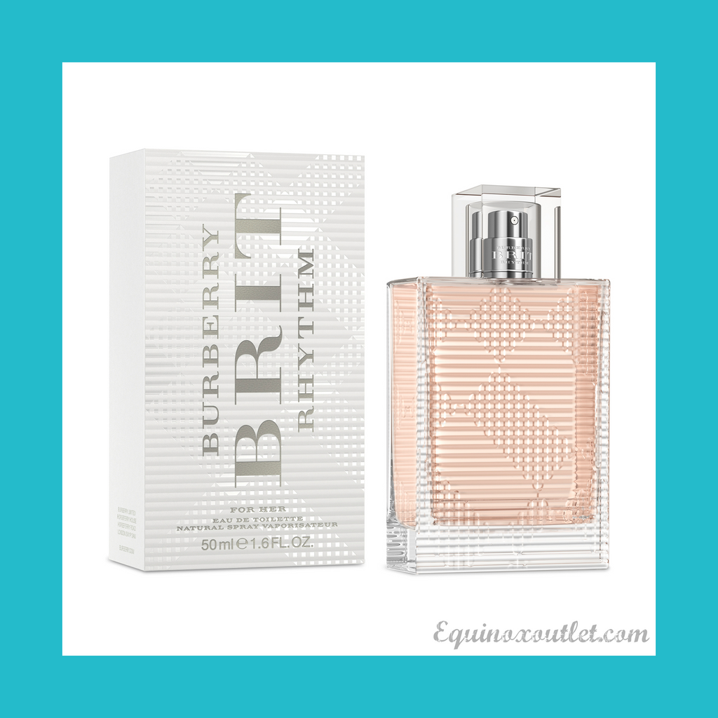 Burberry Brit Rhythm for Her Floral Eau de Toilette 50ml Spray | Equinox Outlet