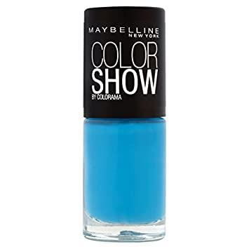 Maybelline Colour show - Super Power Blue | Equinox Outlet