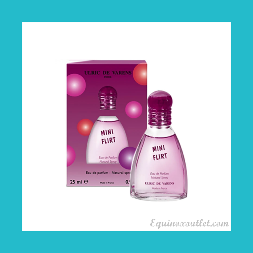 Ulric de Varens Mini Purple Eau de Parfum 25ml Spray | Equinox Outlet