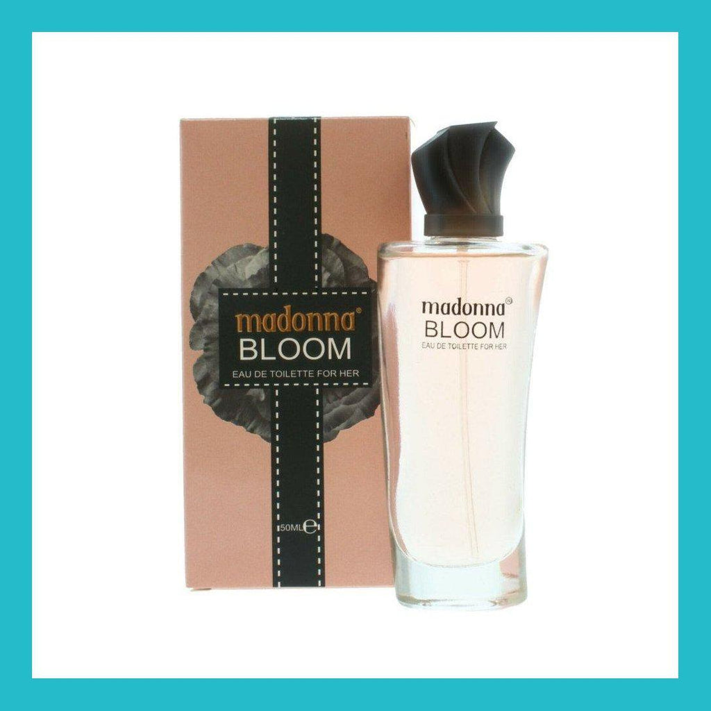 Madonna Bloom Eau de Toilette for Her 50ml Perfume | Equinox Outlet