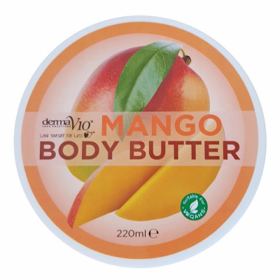Derma V10 Body Butter Mango 220ML | Equinox Outlet