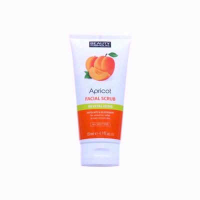 Apricot Face Scrub 150ML | Equinox Outlet