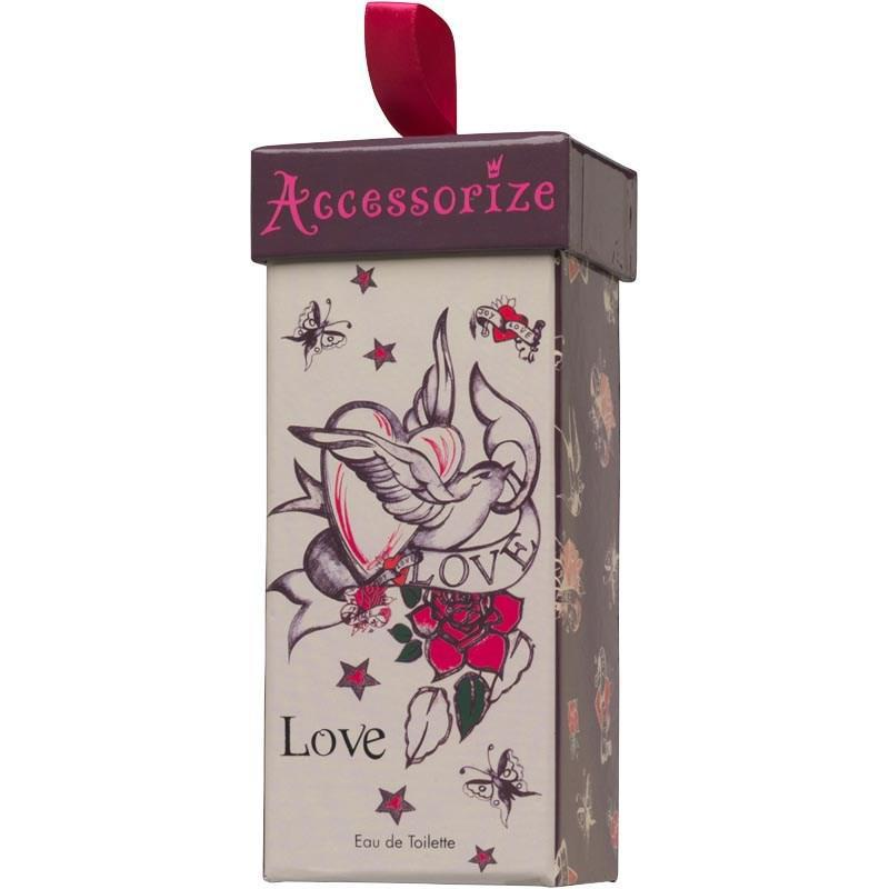 Accessorize Love Eau de Toilette 30ml Spray | Equinox Outlet