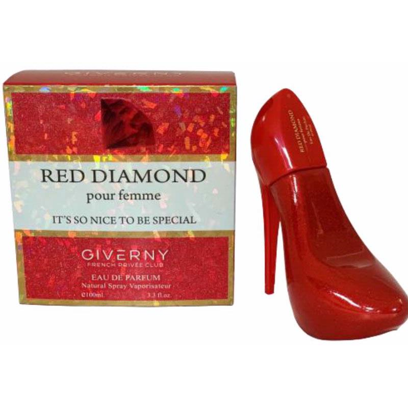 Giverny Red Diamond EDP 100ML | Equinox Outlet