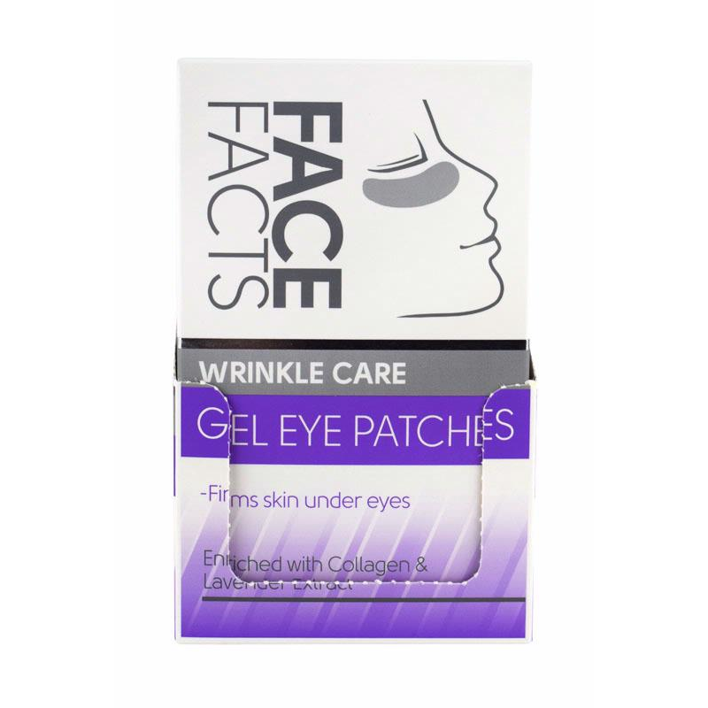Quest Face Facts Wrinkle Care Gel eye Patches | Equinox Outlet