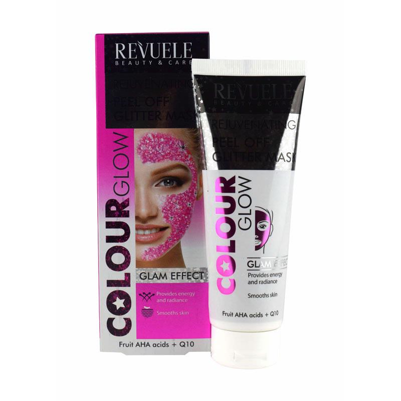 Revuele Rejuvinating Glitter Mask | Equinox Outlet