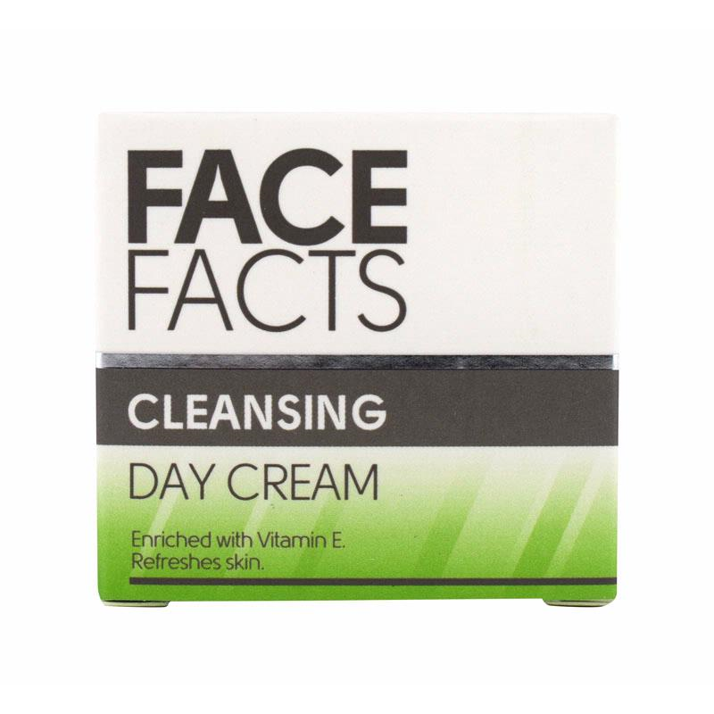 Quest Face Facts Cleansing Day Cream | Equinox Outlet