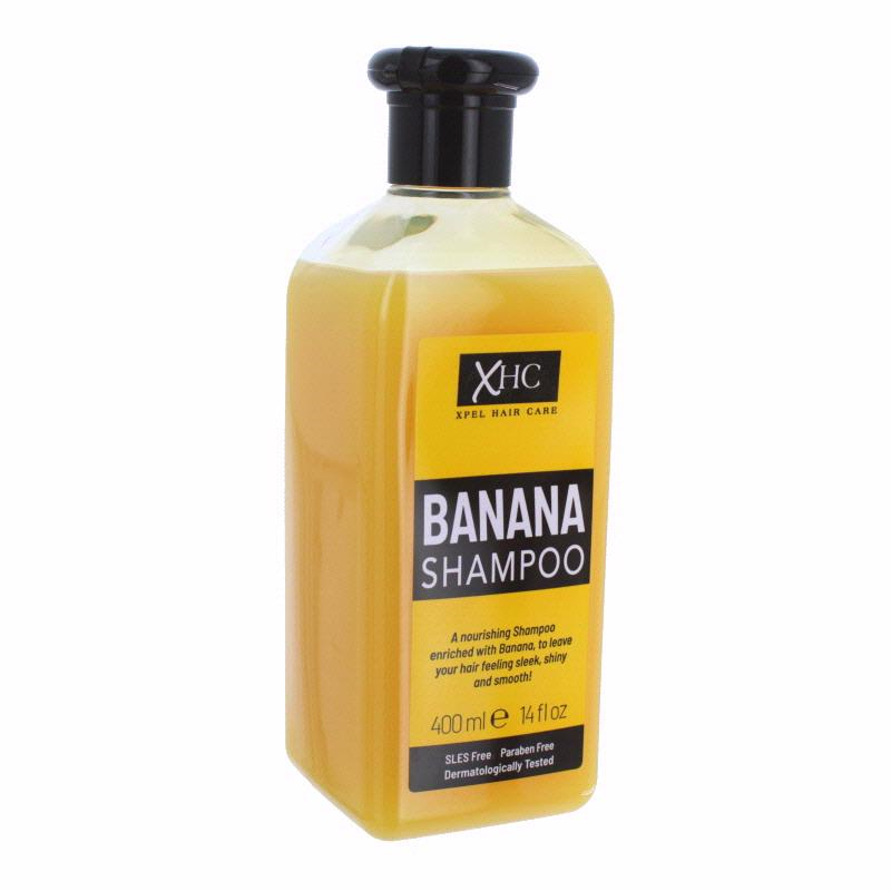 XHC Banana Shampoo 400ML | Equinox Outlet