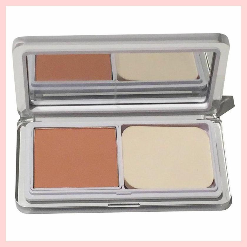 CK Calvin Klein 2 Way Powder Foundation Palette | Equinox Outlet