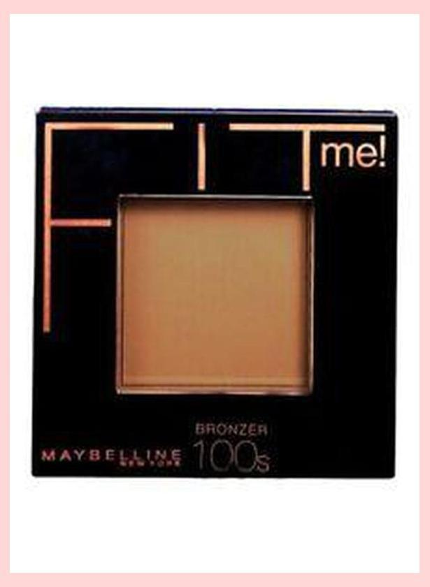 Maybelline Fit Me Bronzer Powder | 100s | Equinox Outlet