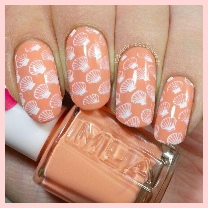 MUA Apricot Candy Nail Polish 6ml | Equinox Outlet