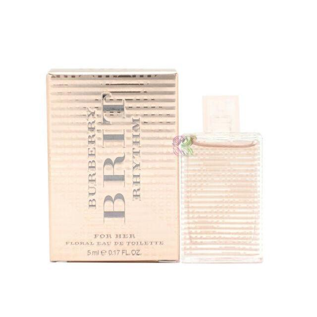 Burberry Brit Rhythm for Her Floral Eau de Toilette 5ml Splash | Equinox Outlet