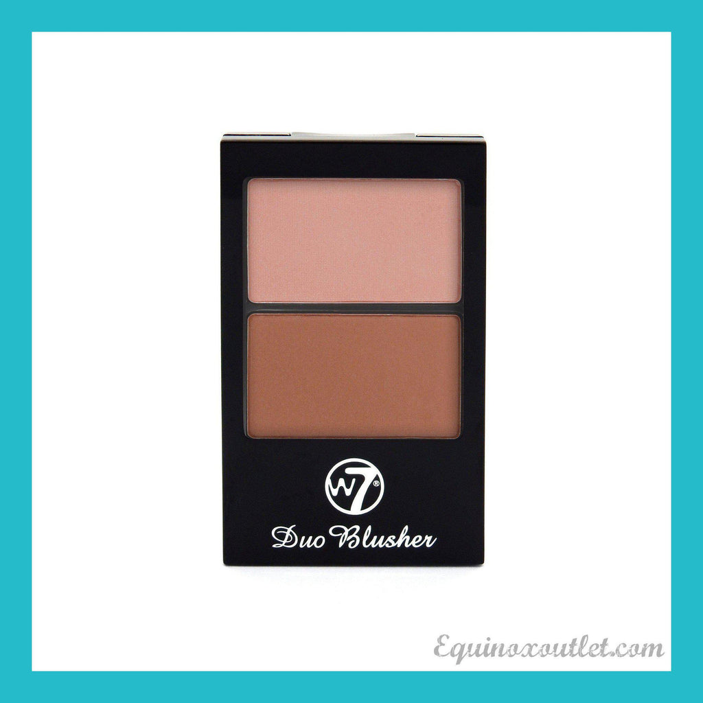 W7 Duo Blusher | Equinox Outlet