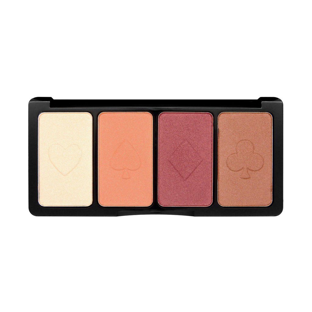 W7 Casino Blush Palette | Equinox Outlet