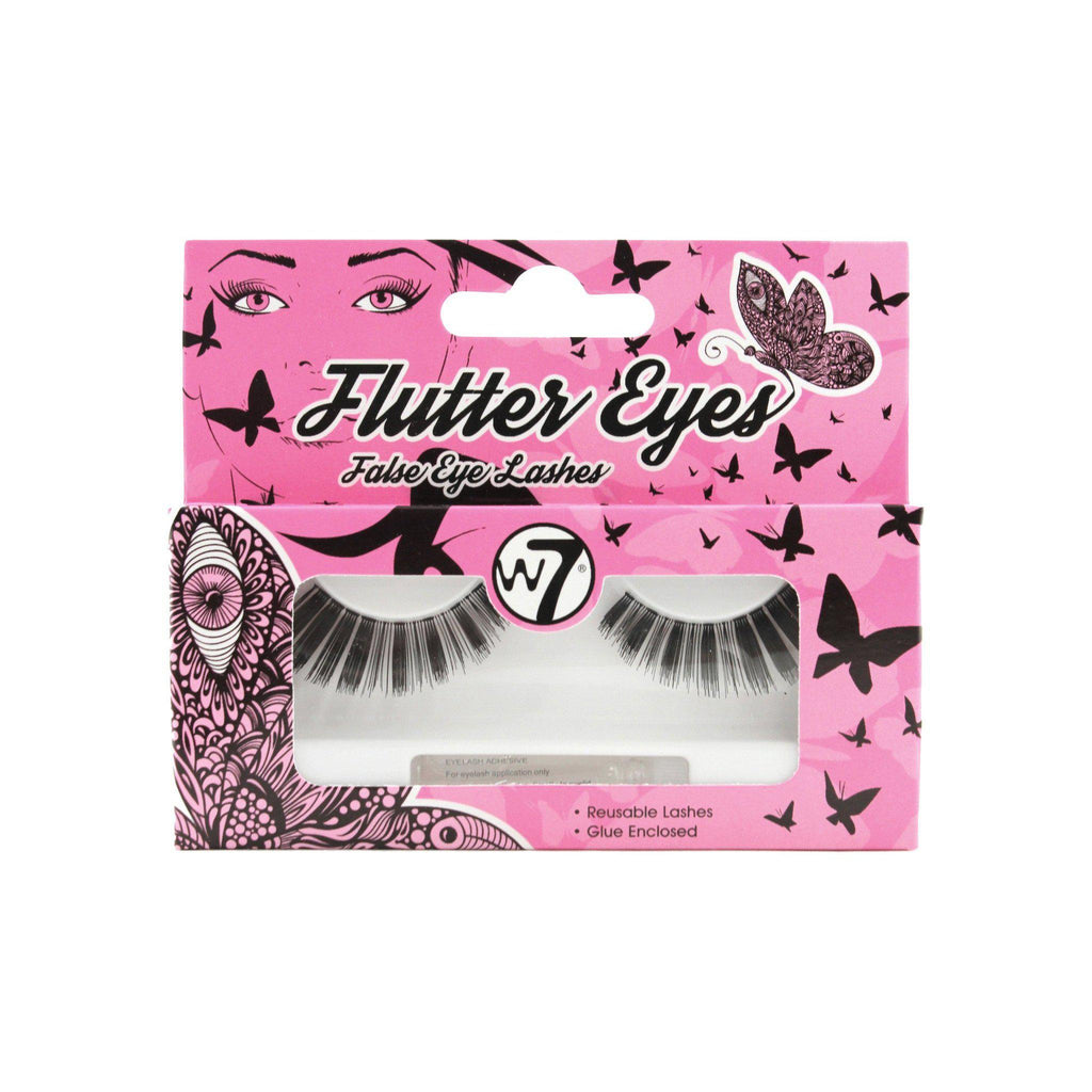 W7 Flutter Eyes -  False Eye Lashes 04 | Equinox Outlet