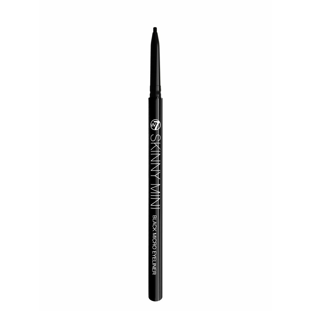 W7 Skinny Mini Eyeliner - Black | Equinox Outlet
