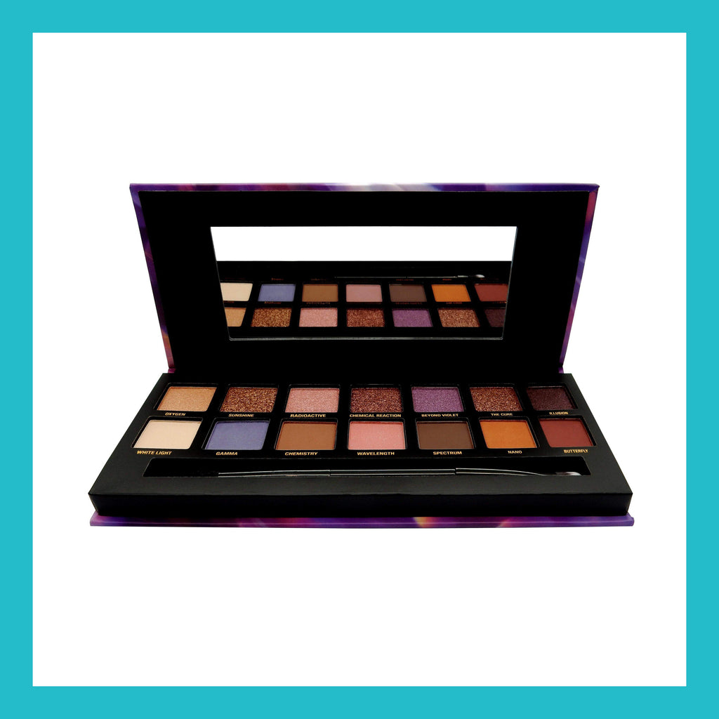 W7 Violet Lights Neutrals Gone Wild Eyeshadow Palette | Equinox Outlet