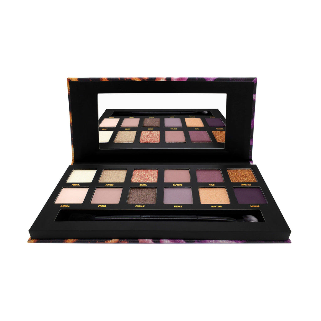 Wild Eyes Eyeshadow Palette | Equinox Outlet