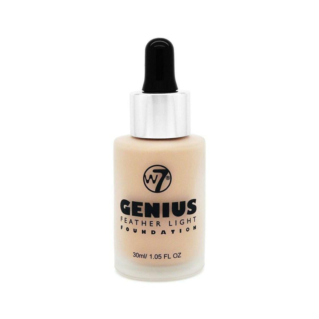 W7 Genius Foundation | Equinox Outlet