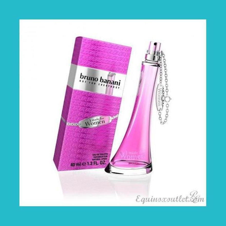 Bruno Banani Made for Women Eau de Toilette 20ml Spray | Equinox Outlet