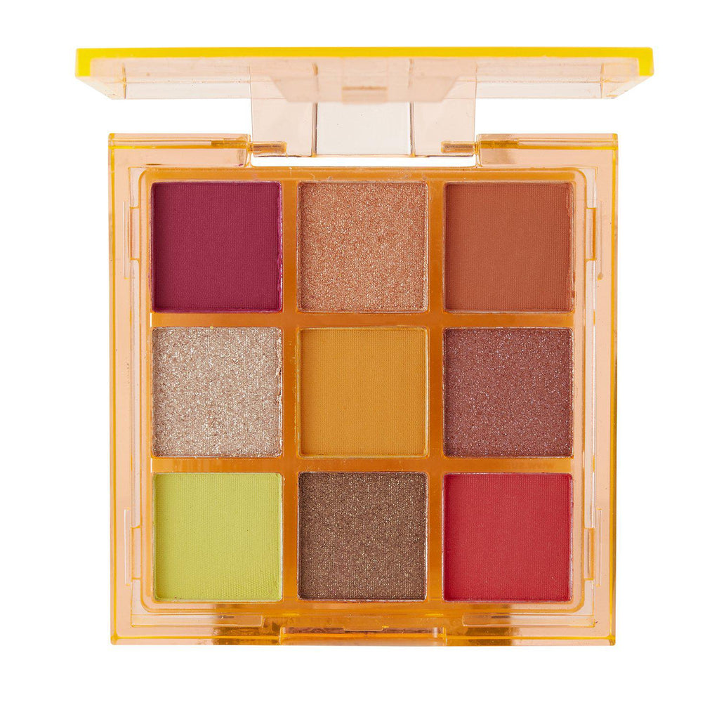 Sunkissed Fluorescent Glow Eyeshadow Palette | Equinox Outlet