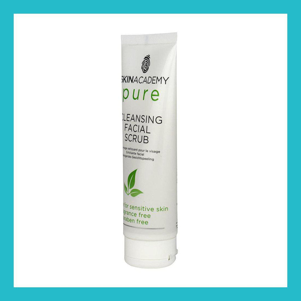 Skin Academy Pure Cleansing Facial Scrub | Equinox Outlet