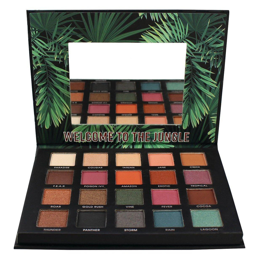 Technic Limited Edition 20 Colours Eyeshadow Palette – Be Fearless | Equinox Outlet