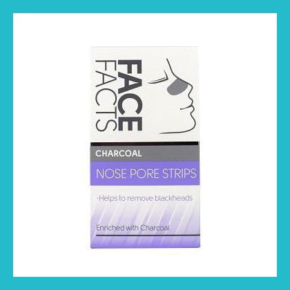 Face Facts Nose Pore Strips - Charcoal | Equinox Outlet