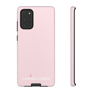 Breast Cancer - Pink iCare Tough Phone Case