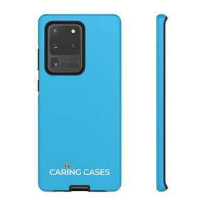Autism - Sky Blue iCare Tough Phone Case