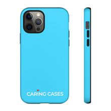 Load image into Gallery viewer, Diabetes - Blue iCare Tough Phone Case