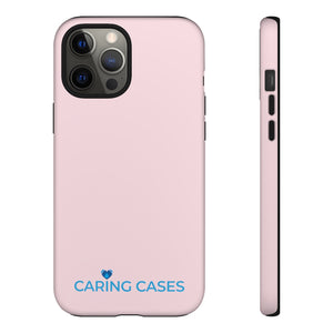 Our Ocean - Pink iCare Tough Phone Case