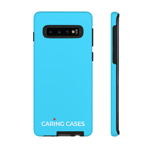 Diabetes - Blue iCare Tough Phone Case