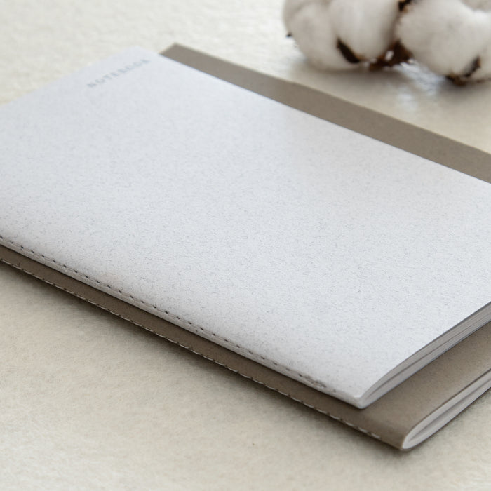 2 IN 1 NOTEBOOK · WHITE & GREY