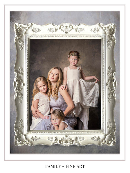 Family fine art consultation