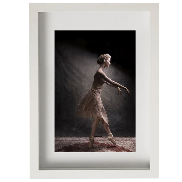 Ballet one framed