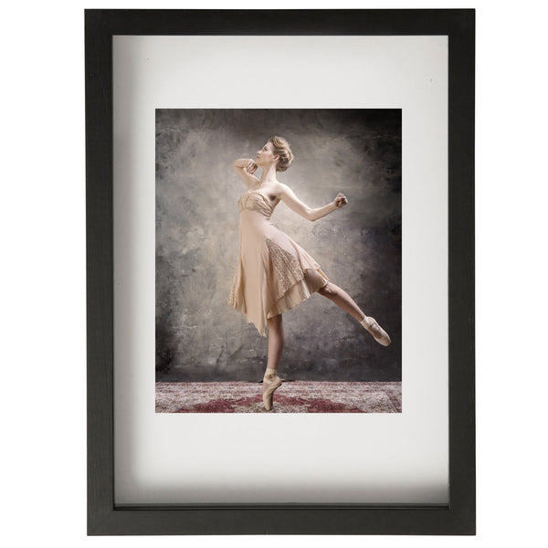 Ballet three framed