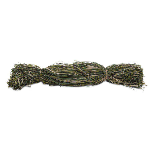 1/2 Pound - Lightweight Synthetic Ghillie Yarn to Build Your Own Ghillie Suit-North Mountain Gear