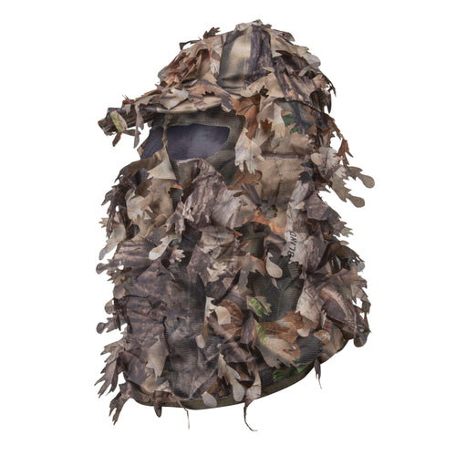 3D Camouflage Full Cover Leafy Hat Brown-North Mountain Gear