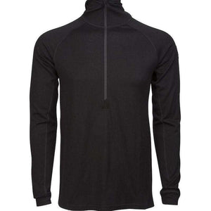 7Even Light Weight Long Sleeve Hoodie 190 GSM Imported Merino Wool-North Mountain Gear