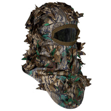 Load image into Gallery viewer, Mossy Oak Heavy Duty Greenleaf Full Face Mask